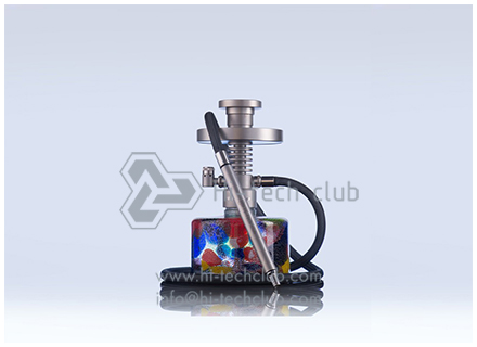hi tech club friendly hookah