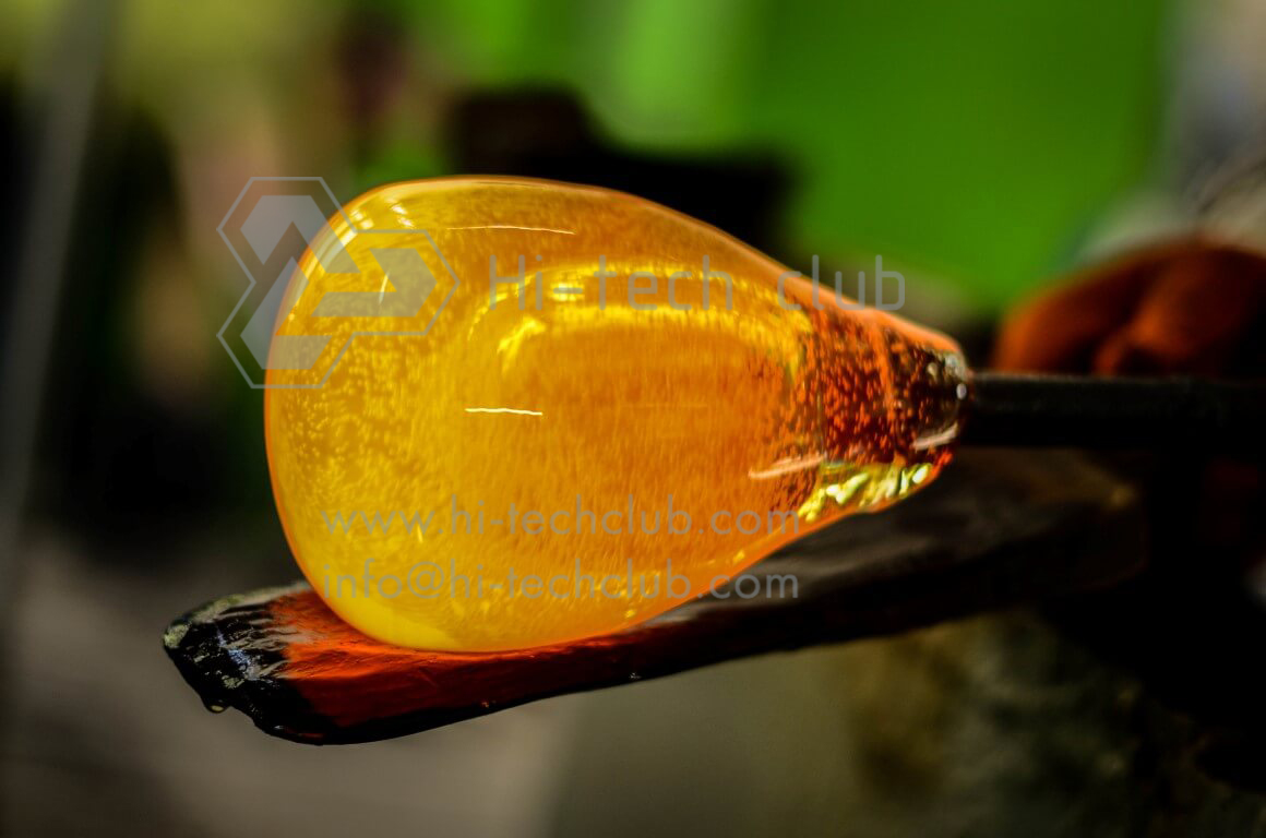 glass hookah bulb Hi-tech Club