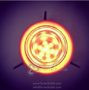 Hookah backlight Hi-tech-Club