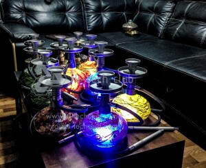 buy high tech hookah for business