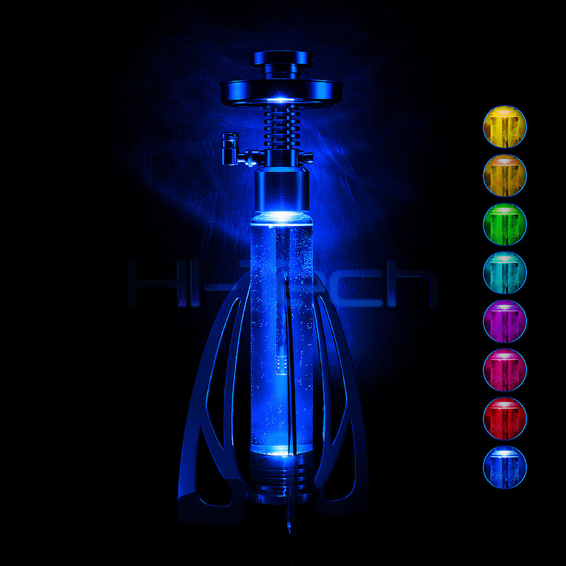 The best Hookah Hi-tech club