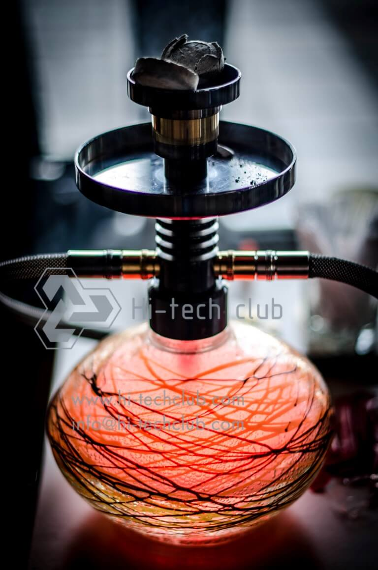 high tech hookah cost