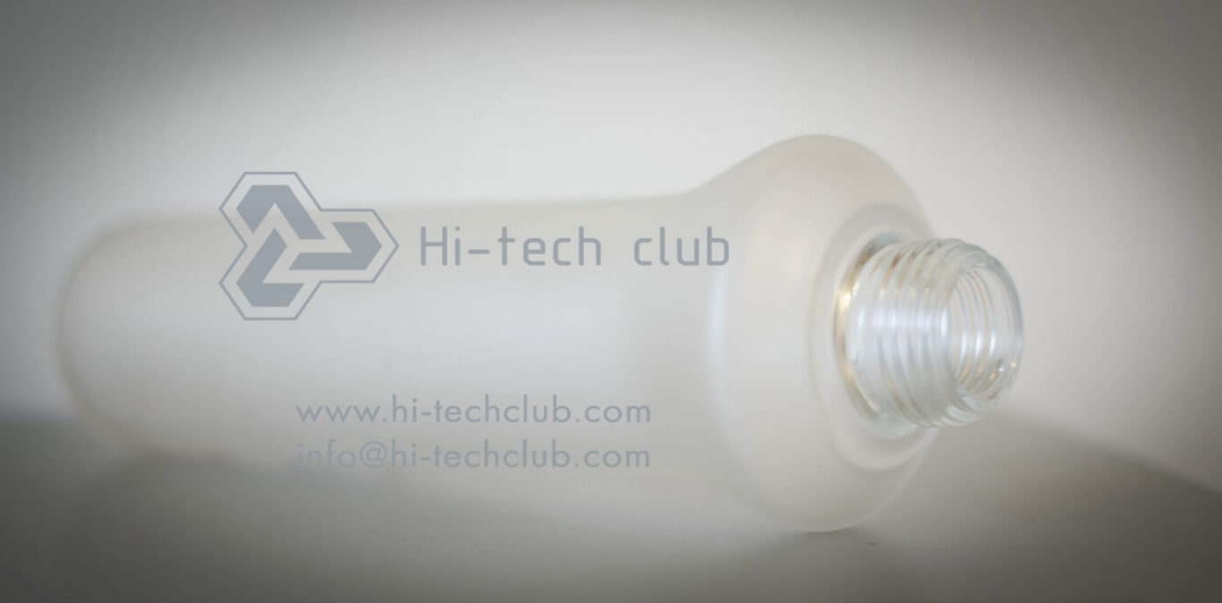 hookah glass bulb Hi-tech Club