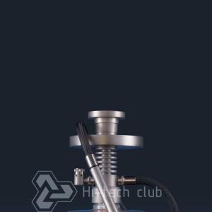 buy premium hookah Hi-tech club