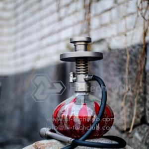 non foil Hi-tech club friendly hookah