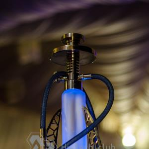 vip shisha gold Hi-tech club