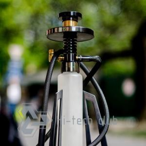unique hookah Hi-tech club